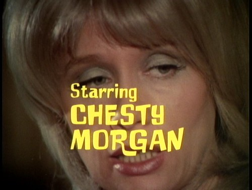 Starring Chesty Morgan From Doris Wishman S Double