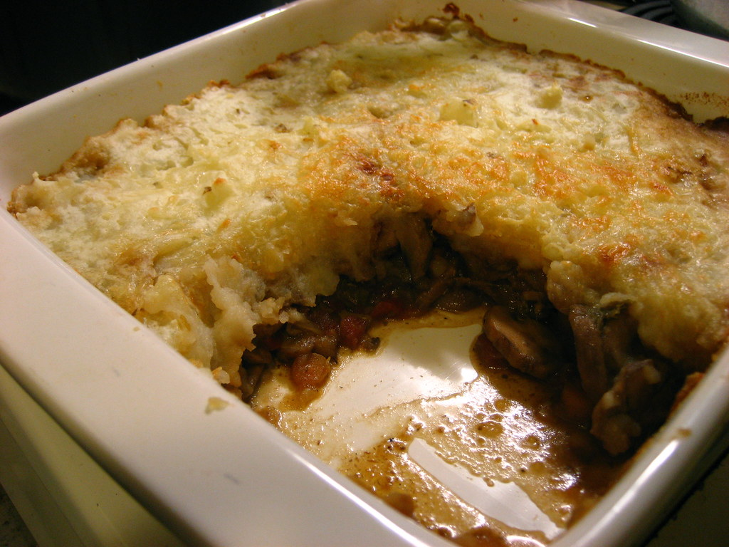 Cottage Pie Veggie Shepherd S Pie A Request From