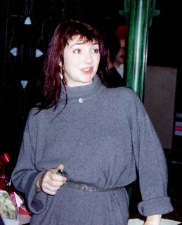 Kate Bush Backstage 4 | by squidney