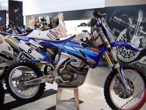 Yamaha Racing Dirt Bikes