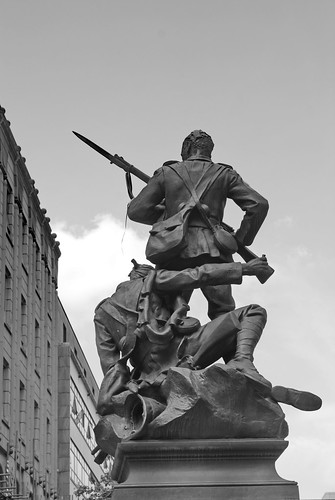 South African War Memorial, St Ann's Square | by George M. Groutas