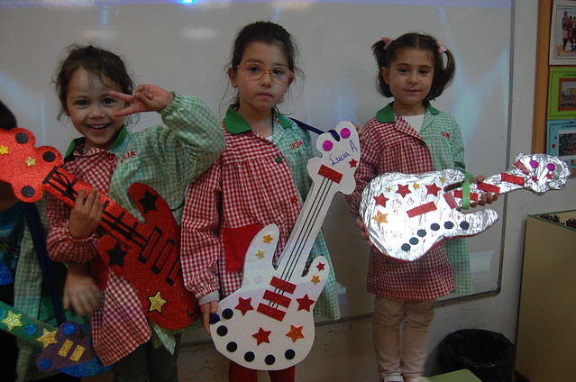 GUITARRAS ROCK