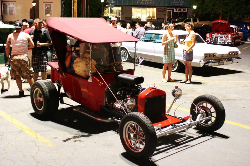 Arlington Car Show June
