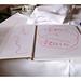 La Chiusa Signed Cookbook