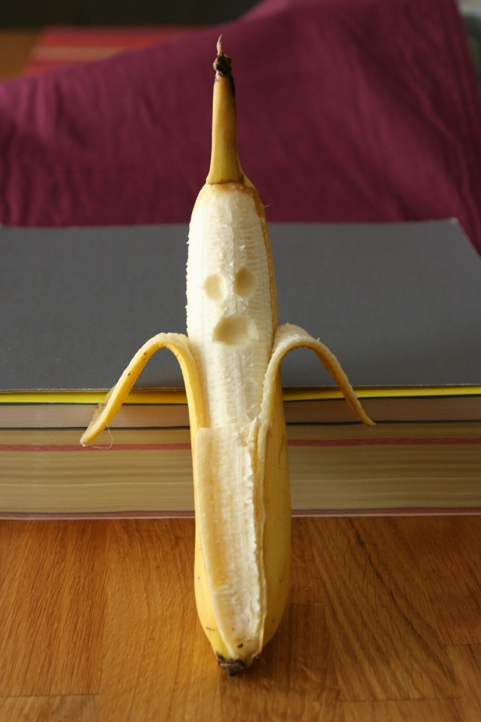 Banana Carving | I'm the last thing it saw Alternate