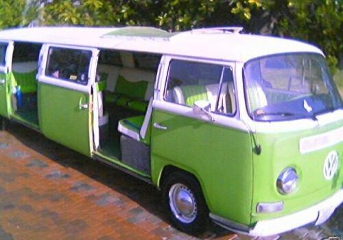 Vw Bus Limo Shadowgwm Flickr