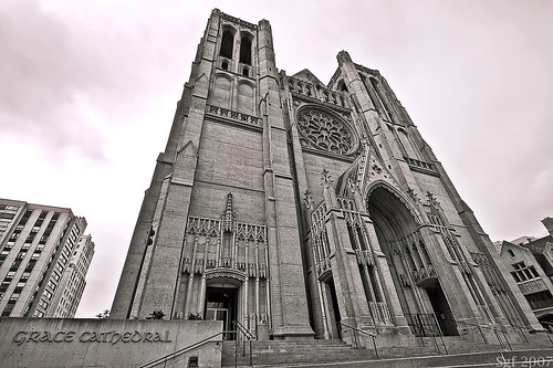 Grace Cathedral Nob Hill | by sachman75