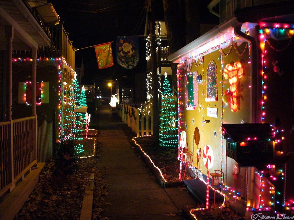the grove pitman nj christmas by harpo42 - Pitman Christmas Lights