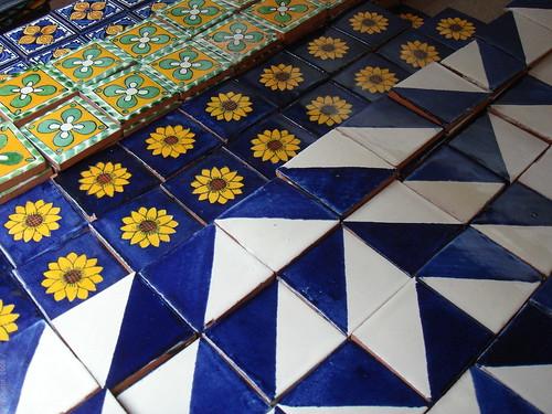 Azulejos de dolores hidalgo guanajuato m xico 2008 1976 for Azulejos mexico