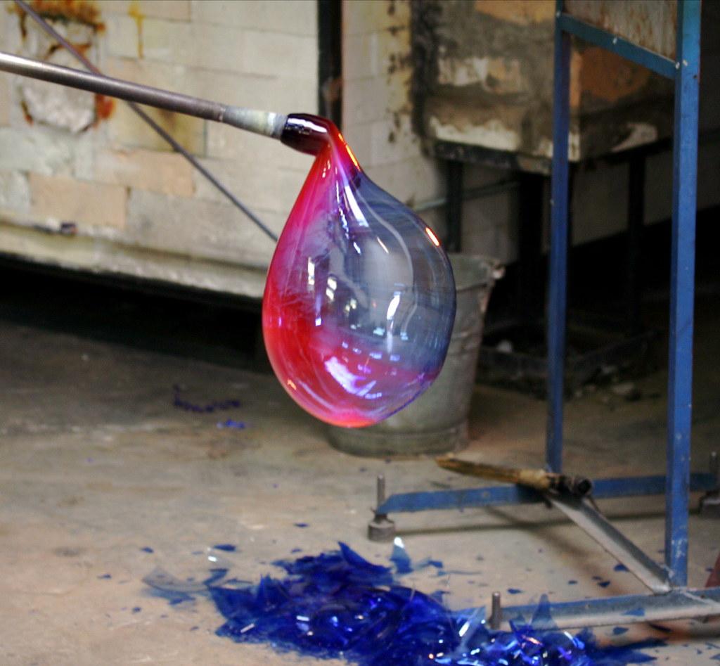 Bristol Glass Demonstration