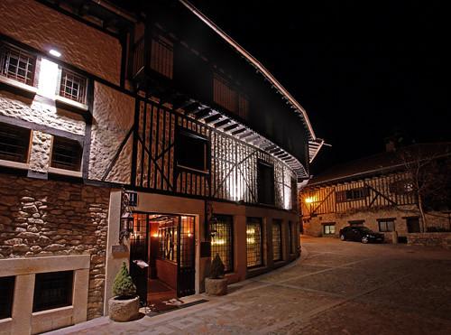hotel spa villa de mogarraz mogarraz salamanca castilla ForHotel Spa Nueva Castilla