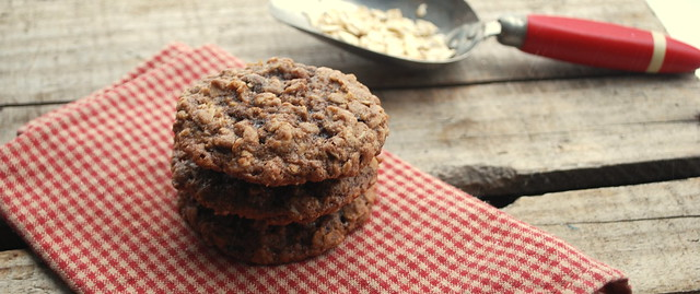 Double Choc Oatmeal Cookies blog 2
