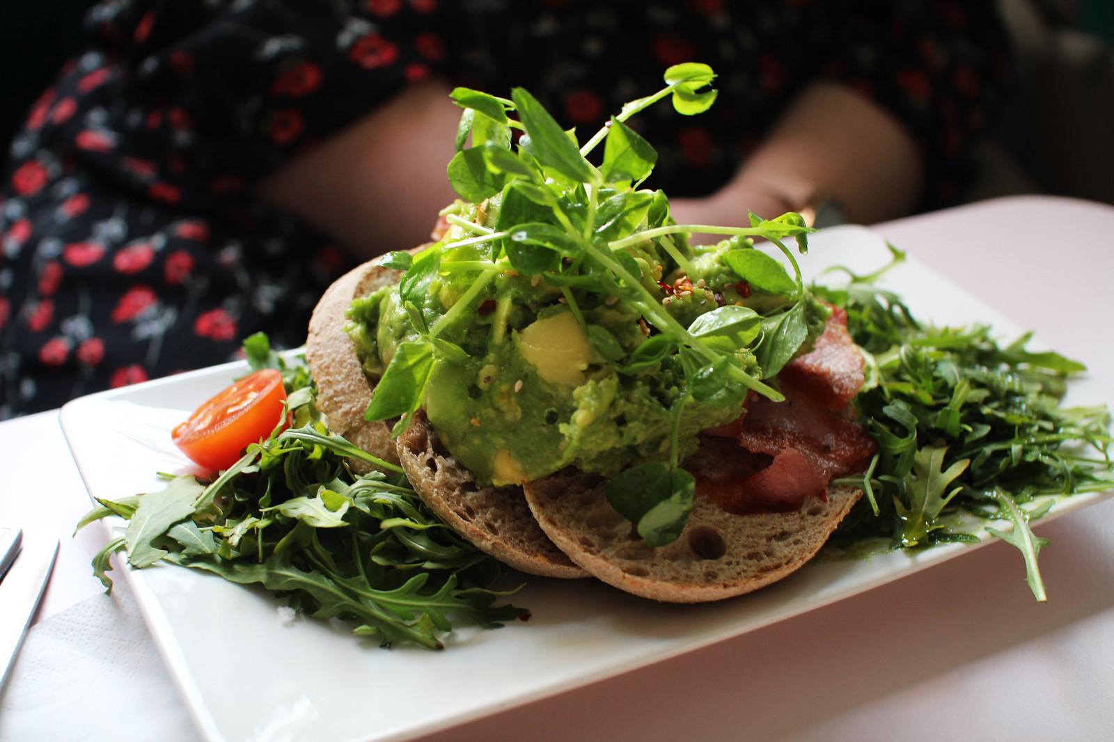 Hula cafe Edinburgh Scotland UK lifestyle blogger
