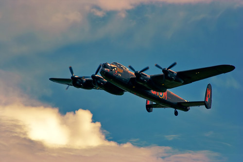 Lancaster Bomber 2 | by Testchamber