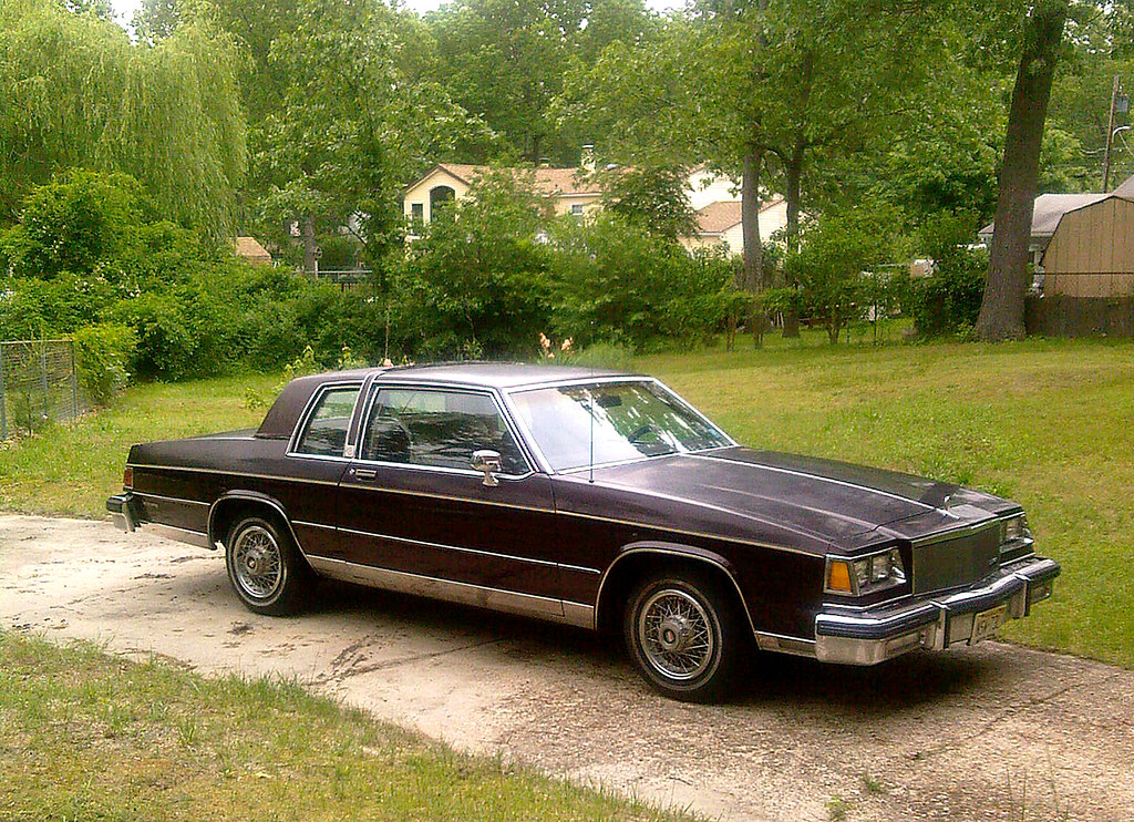 D B B on 1985 Buick Lesabre Limited Collectors Edition