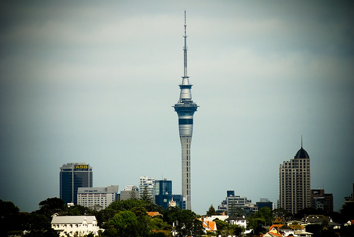 Auckland Sky Tower | by jackol