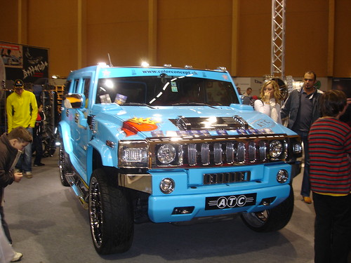 Hummer H2 Tuned Hummer H2 Tuned From Atc Photo Taken In