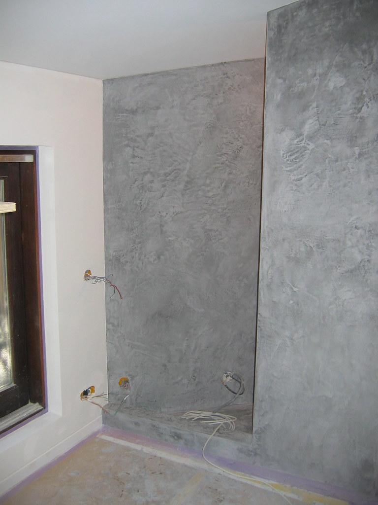 Salle De Bain En Mortex 224 Avoriaz Murs Parois Et Sols