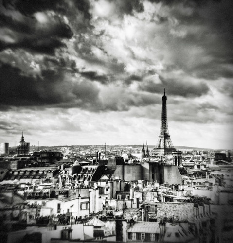 Eiffel Tower from Beaubourg | by Tristan Legros