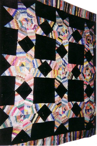 Victorian String Stars | by willow_wood_quilts