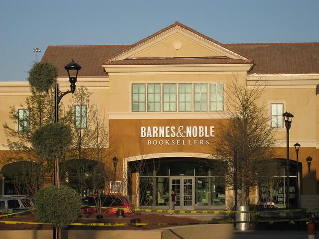 Barnes Noble Flickr Photo Sharing