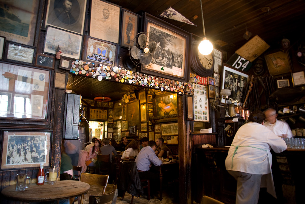 Image Result For Bar In Nyc
