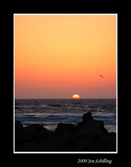 morro bay sunset | by thnkfst