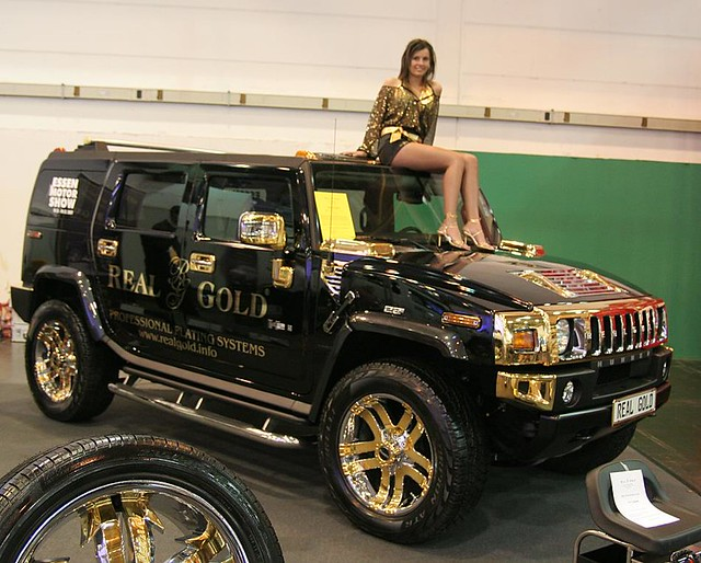 Hummer Gold Girl - EMS07 b | Hummer Gold Girl | Thomas ...