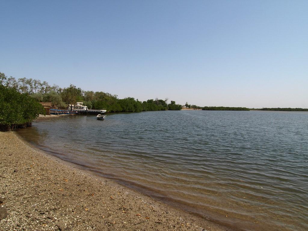 Senegal Sokone delta Sine Saloum