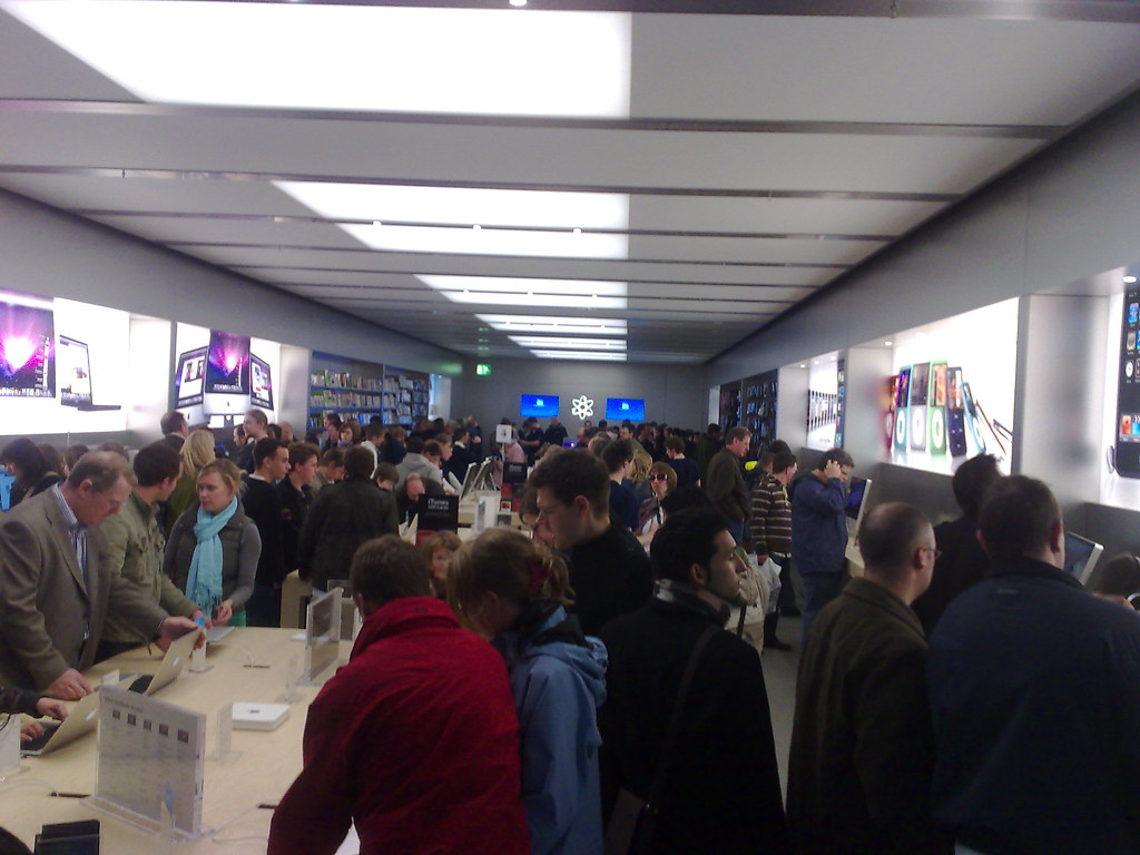Apple Store Uk Iphone