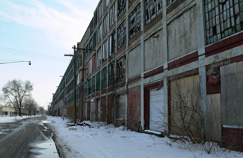 So how big is the abandoned Packard Plant? | by DetroitDerek Photography ( ALL RIGHTS RESERVED )