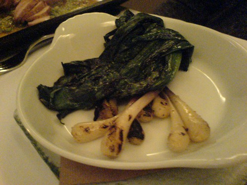 Sautéed ramps | by clotilde