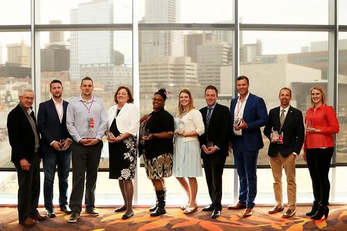 2017 Homecoming Alumni Awards Brunch