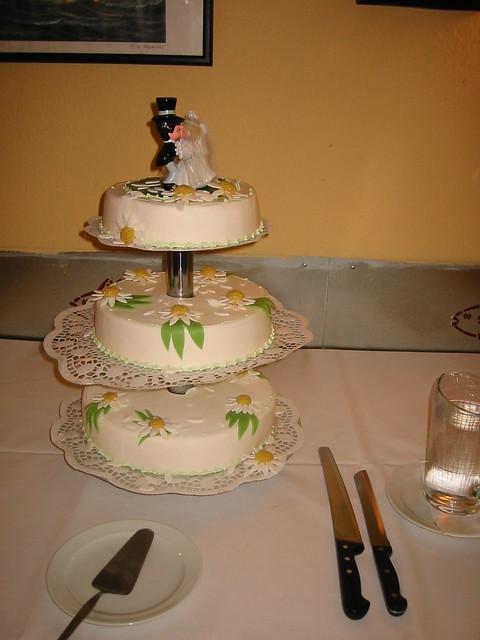 Hochzeitstorte 3 Stockig Volksgarten Flickr