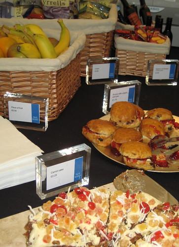 Food Festival Oxford Castle
