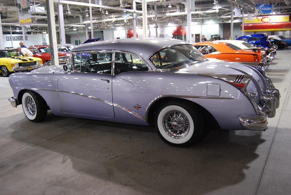 2 Door Convertible >> 1954 Buick Skylark 2-door hardtop | Always loved the rounded… | Flickr