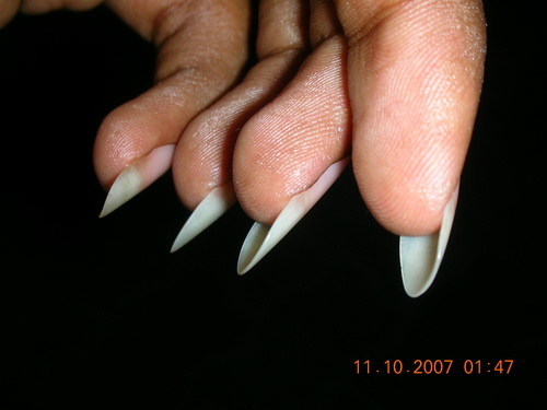 Scary Nails | by δενίι™