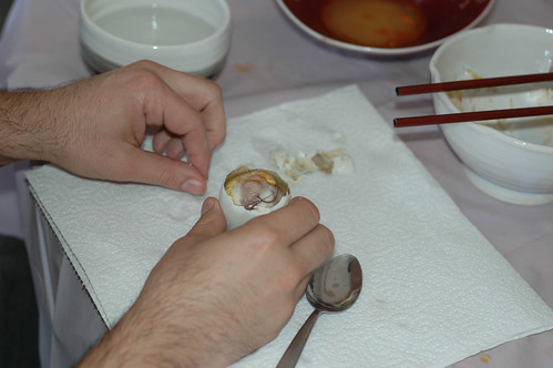 Staring Down the Balut | by Marshall Astor - Food Fetishist