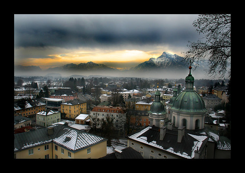 Salzburg View | by labareda photo