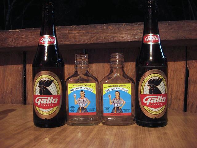 Cerveza Gallo Modelos