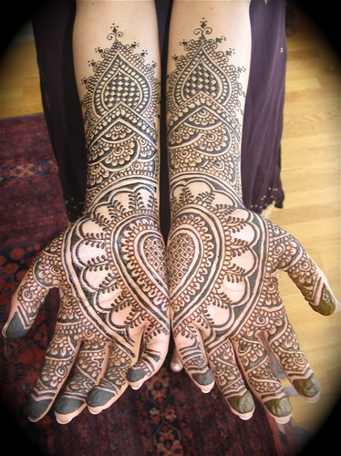 sri's mehndi hands | by HennaLounge