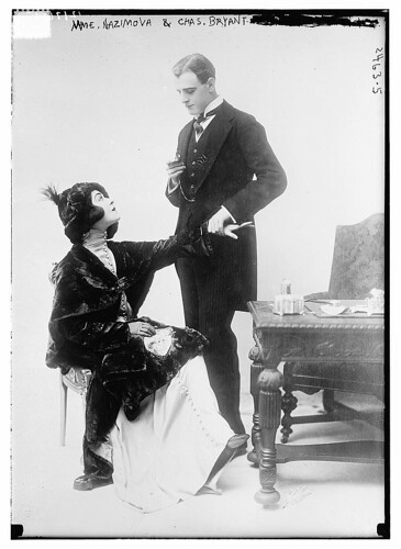 Mme. Nazimova & Chas. Bryant, 12/6/12  (LOC) | by The Library of Congress