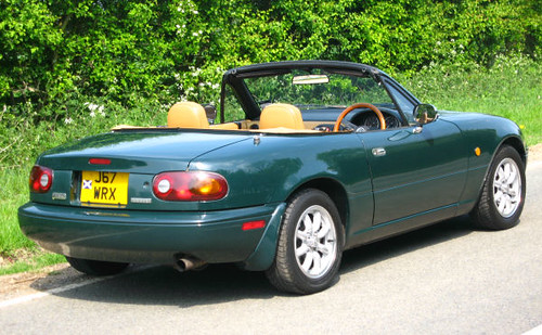 Mazda >> Eunos Roadster V-Spec 1991 | No wonder they're the world's m… | Flickr