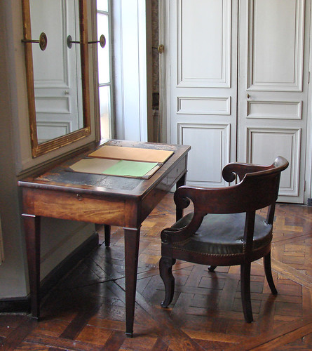 le bureau d 39 auguste comte maison d 39 a comte paris flickr. Black Bedroom Furniture Sets. Home Design Ideas