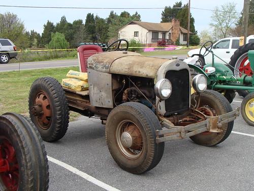 Ford Doodlebug Larry Flickr