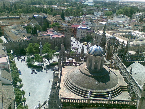 From the top of Giralda | by straydog