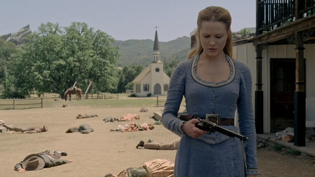 WestWorld -1x10- La Mente Bicameral -05