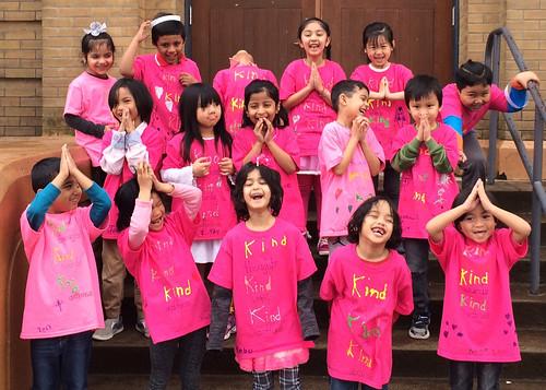 Pink Shirt Day 2017