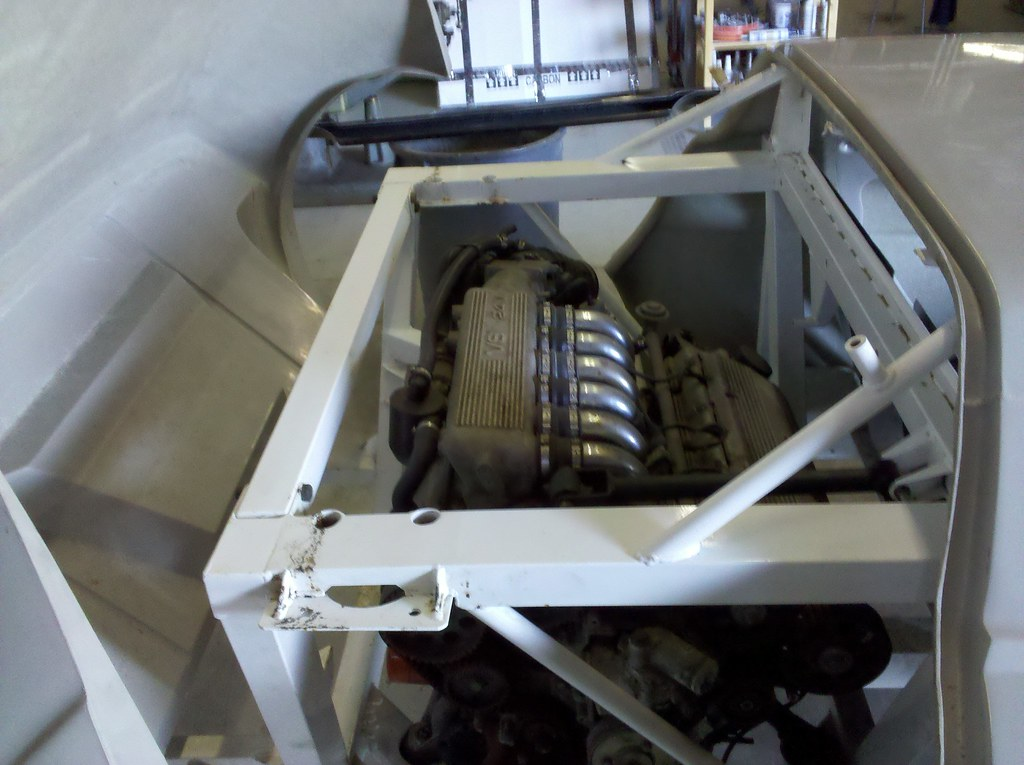 Hawk Lancia Stratos Replica Kit For Sale Alfa Romeo Engine Flickr - Alfa romeo engines for sale