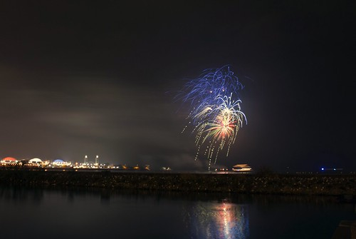 First Fireworks 2011 | by Rob`s photos